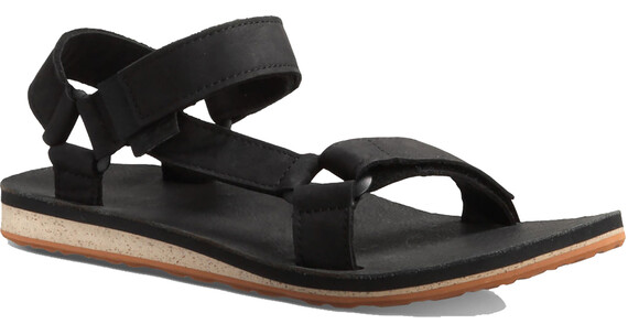 Teva M's Original Universal Premium Leather Black